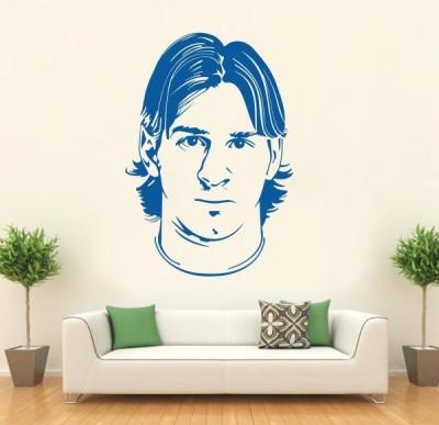 Hoopoe Decor Medium Footballer Lionel Messi Sticker