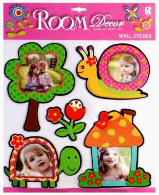SunBoy Large Kids Room Photo Frame Wall Décor Sticker