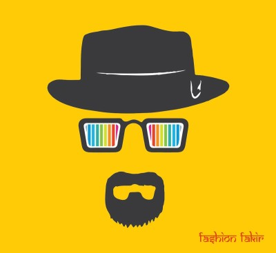Fashion Fakir Breaking Bad Tv Series Poster (A3) Paper Print