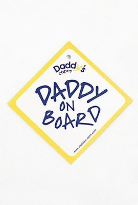 Daddy's Capes Small Vaccum knob Sticker