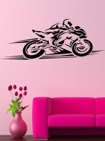 Trends on Wall Extra Large Sports Sticker(Pack of 1)