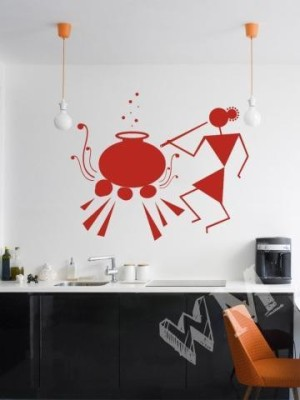 Wallmantra Medium Vinyl Sticker