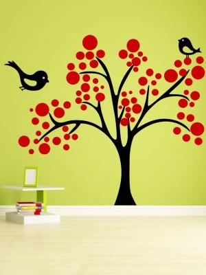Trends on Wall Medium Nature Sticker