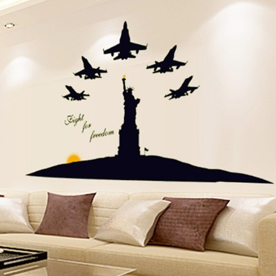 Cortina Extra Large Radium Wall Sticker Sticker