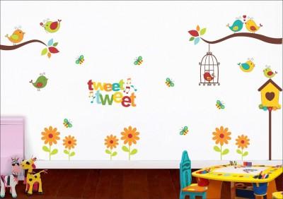 SRGIndia Large Wall Sticker Sticker
