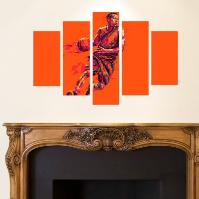 Impression Wall Large Vinyl Sticker