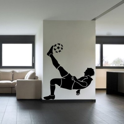Swati Graphics Small Wall Sticker Sticker