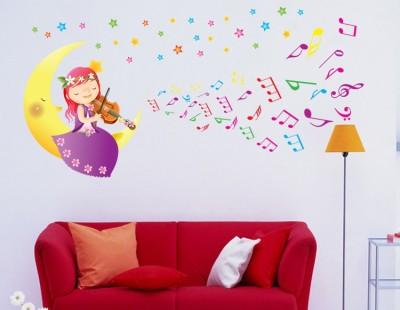 happymwalls Medium PVC vinyl Sticker
