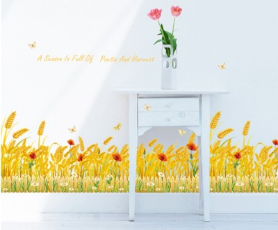 WOW Interiors Medium WallSticker Sticker