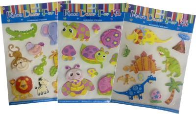 Toygully Medium Room Decor For Kids Sticker