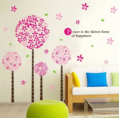 Asmi Collections Medium Wall Sticker