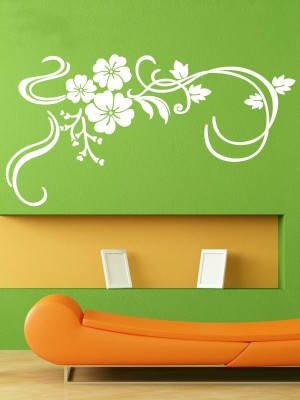 Trends on Wall Large Nature Sticker
