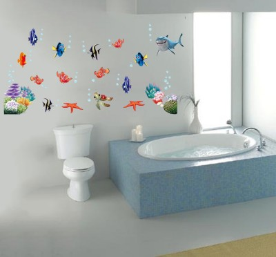 WOW Interiors Medium WallSticker Sticker