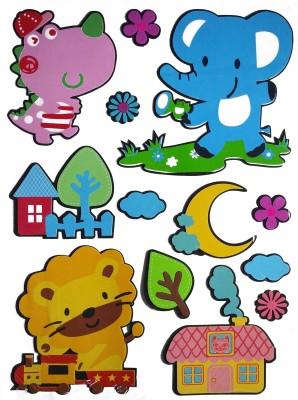 Hrinkar Large Acrylic Sticker
