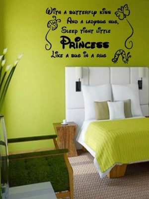 Trends on Wall Medium Quotes Sticker