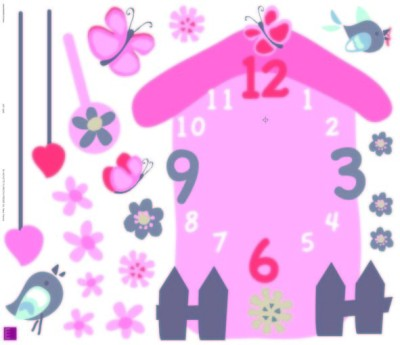 Feel At Home Medium Wall Sticker