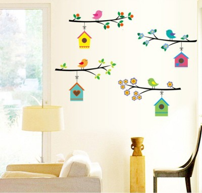 Jaamso Royals Large PVC Vinly Wall Stickers Sticker