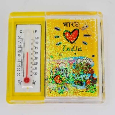 India Souvenirs Medium Magnetic Sticker Sticker