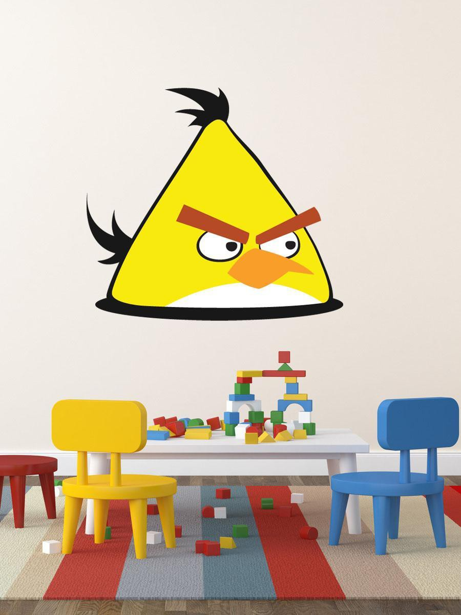 Deals | Kids Collection Angry Birds Decor