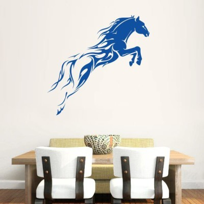 Hoopoe Decor Medium Running horse Sticker