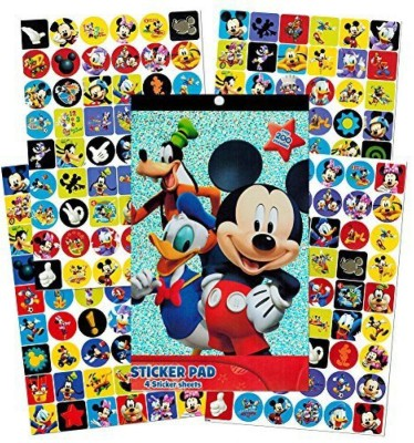Disney Medium Sparkely Sticker