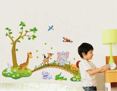 Asmi Collections Medium PVC Sticker