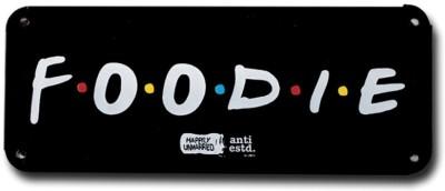 Happily Unmarried Medium Magnetic Sticker Sticker