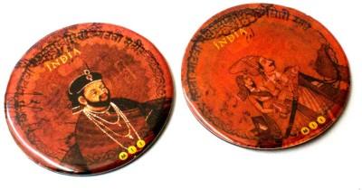 Mad(e) in India Magnetic Sticker Sticker