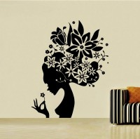Decor Kafe Extra Large Wall Sticker Sticker(Pack of 1)
