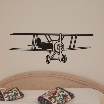 Onebuy.in-Antique Helicopters Small PVC Sticker