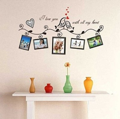 Asmi Collections Small pvc wall sticker Sticker
