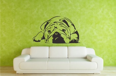 Smart Wall Guru Small Wall Sticker Sticker