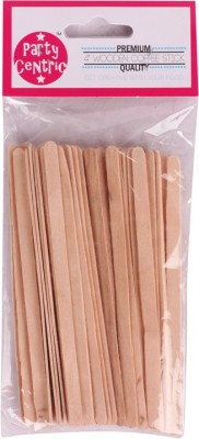 Party Centric Wooden 11 cm Stirrer