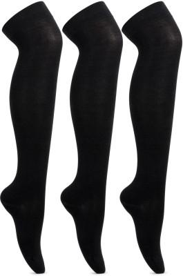 Bonjour Girl's Textured Stockings
