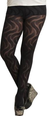 Celebrity Women's Textured Stockings