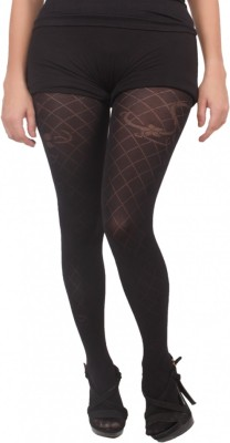Celebrity Women's Opaque Stockings