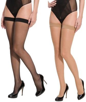 La Verite Women,s Sheer Stockings
