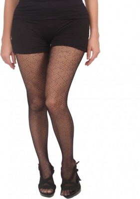 Celebrity Women's Fishnet Stockings