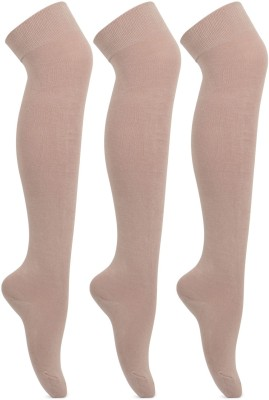 Bonjour Girl's Textured Stockings