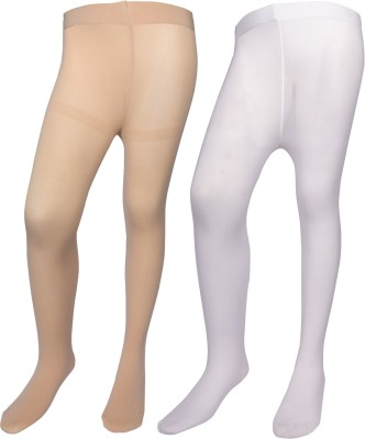 Abito Juniors Girl's Sheer Stockings