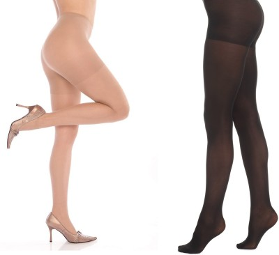 Lady Heart Women's Sheer Stockings