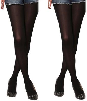 Cotson Women's Opaque Stockings