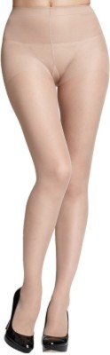 Divine Collection Girl's Opaque Stockings