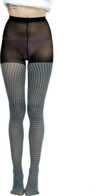 Madaam Women's Opaque Stockings