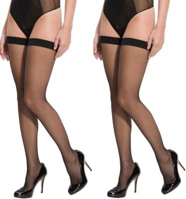 Legginstore Women's Opaque Stockings