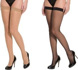 DealSeven Fashion Women's Regular Stockings