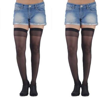 Glamour Women's Sheer Stockings