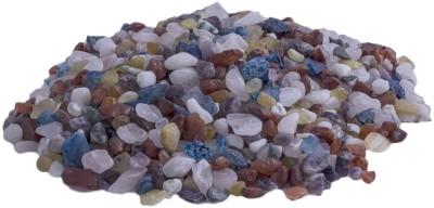 UGAOO Mixed Chips- 1 Kg Polished Angular Onyx Stone