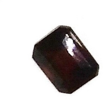 Khwaja Naksh Gomed Africy Regular Square Quartz Stone(Red 1 Pieces)