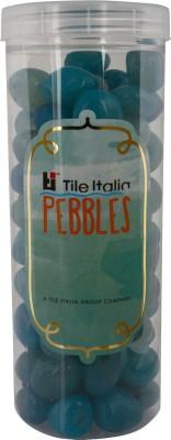 Tile Italia Pebbles Onyx Sea Green Pebbles Polished Round Onyx Pebbles